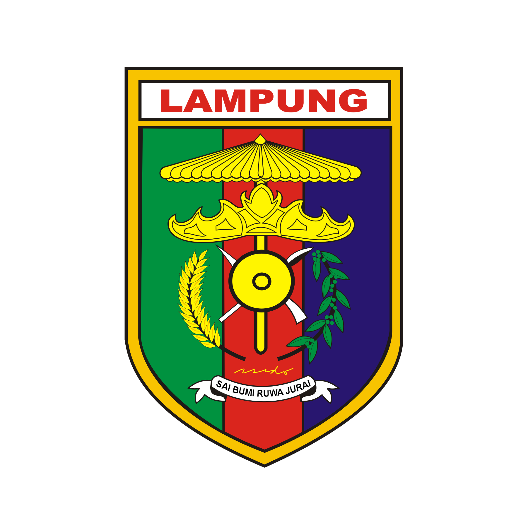 Website Informasi Covid 19 Pemerintah Provinsi Lampung